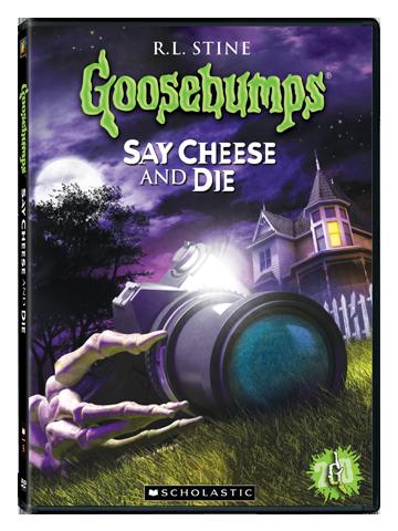 Goosebumps | Scholastic Media Room Goosebumps Ghost Beach Dvd